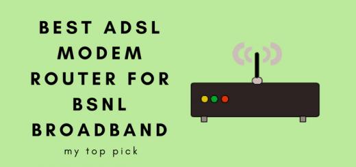 best-adsl-wifi-modem-for-bsnl-broadband