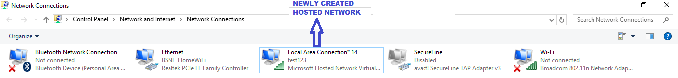 network-connection