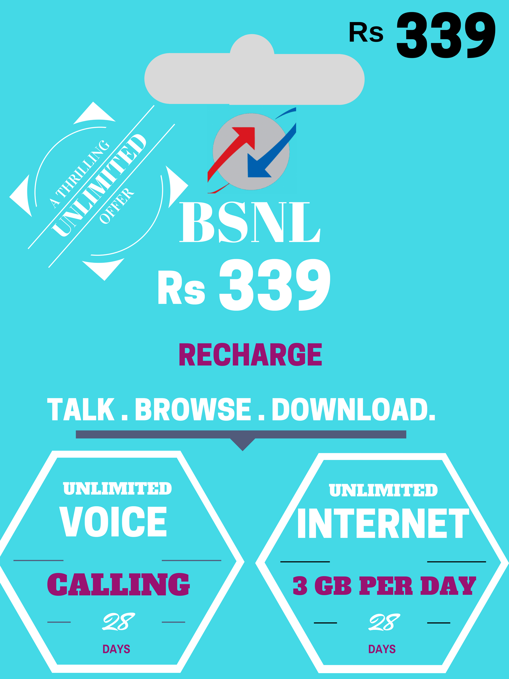 bsnl-339-plan-bsnl-new-offer