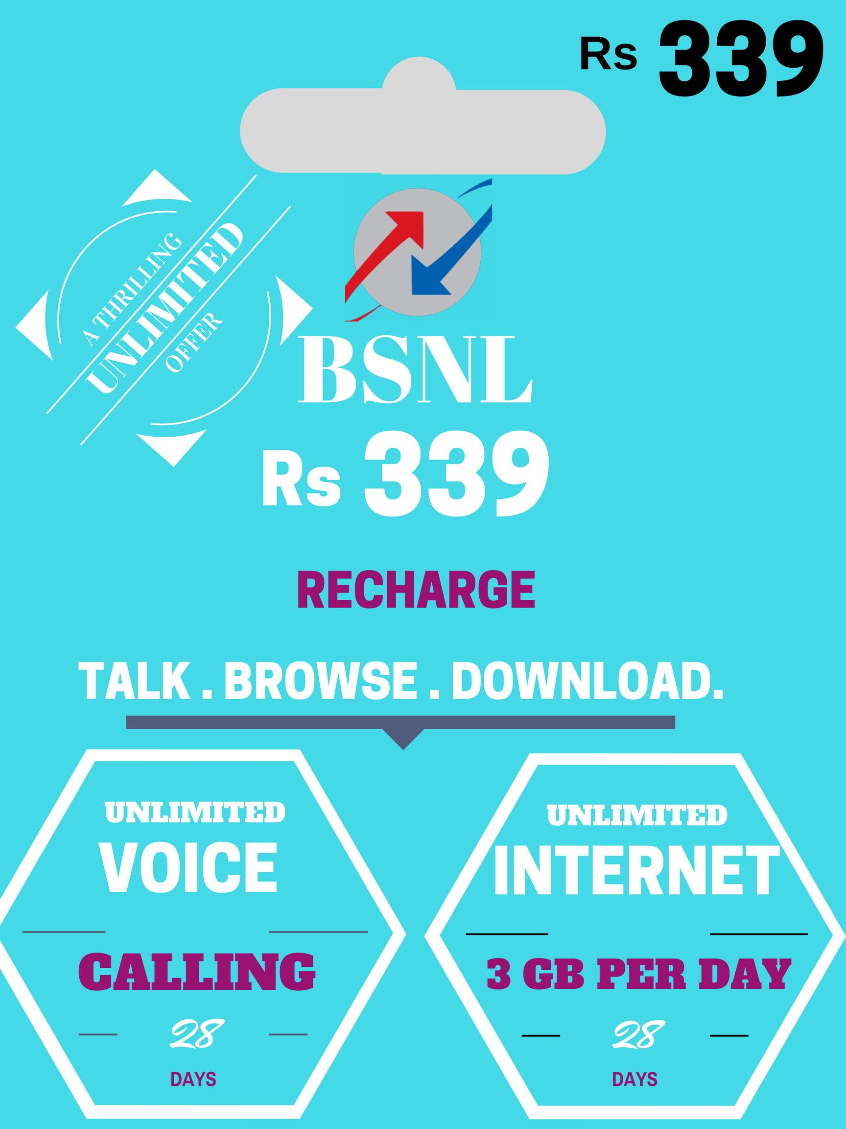 bsnl-339-plan-bsnl-new-offer