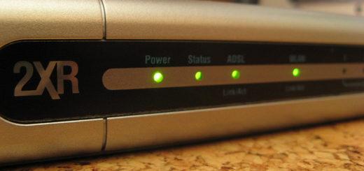 change ip address router