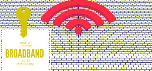 how to change wifi password globe