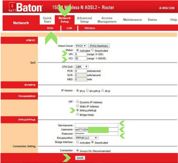 how-to-configure-iball-baton-wireless-150m-adsl-router