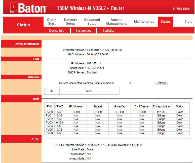 iball-baton-wireless-adsl-router-configuration