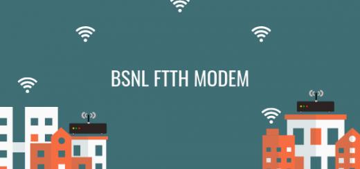 bsnl-ftth-modem