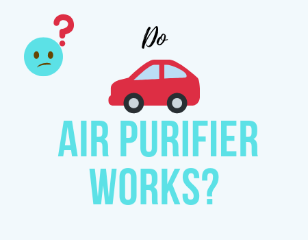 do car air purifier works